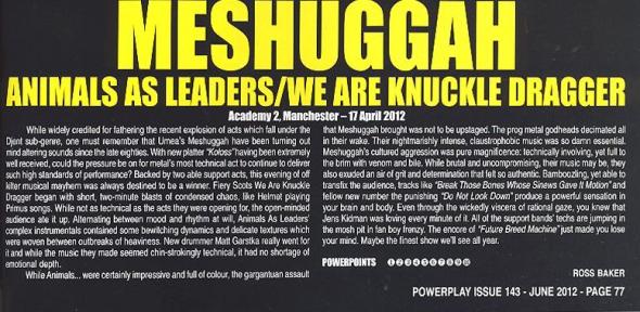 Meshugga