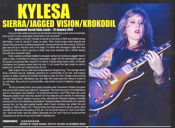 Kylesa live